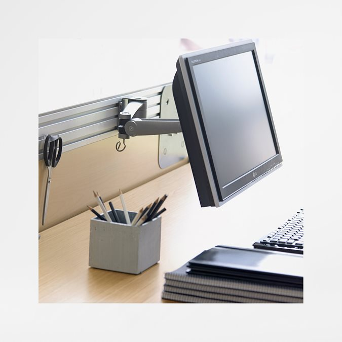 Rezon Desktop screens Screens - Office Furniture | Kinnarps