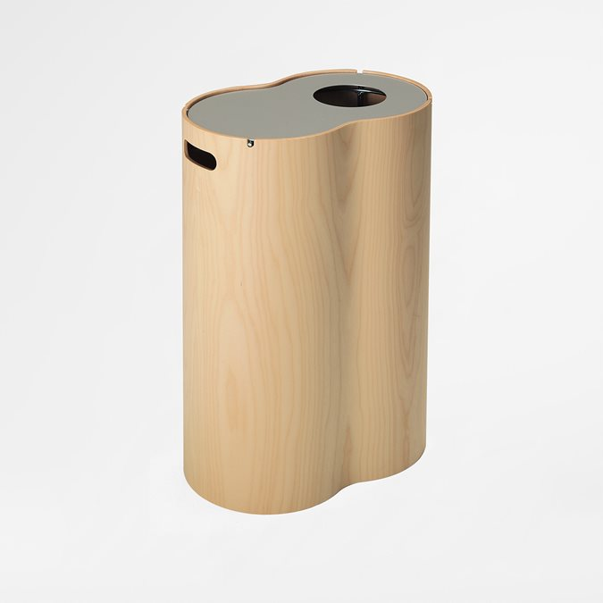 Vågspel Wastepaper basket Accessories - Office Furniture | Kinnarps