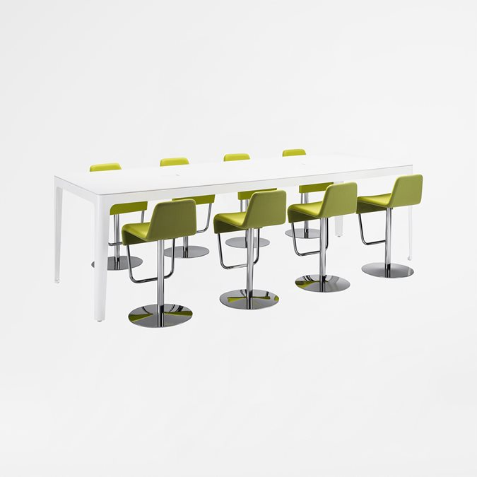 Ava Meeting Tables - Office Furniture | Kinnarps
