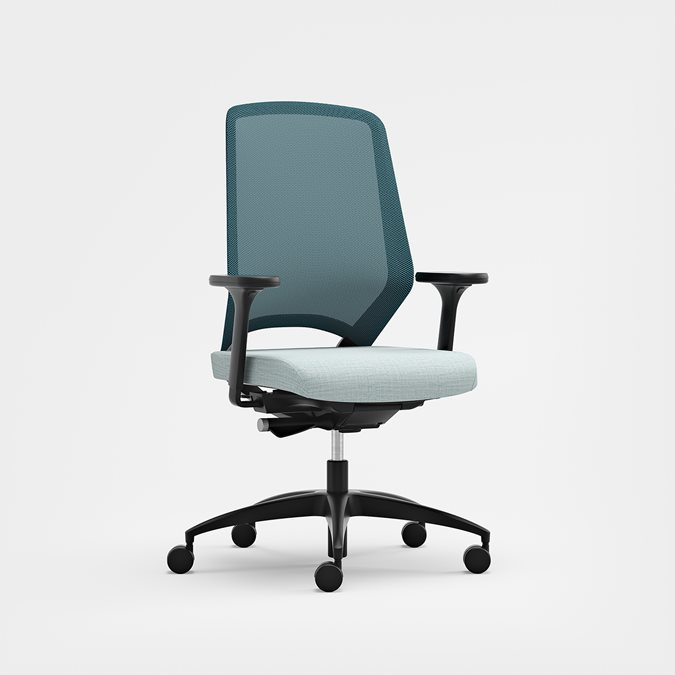 Esencia Task Chairs - Office Furniture | Kinnarps