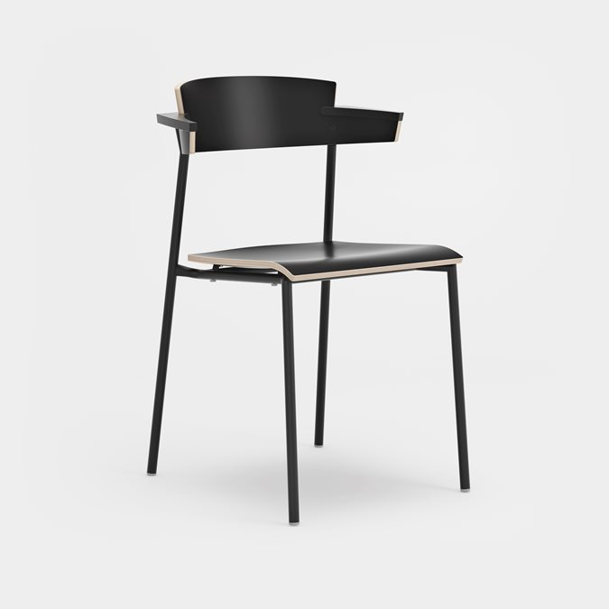 Riff Chairs - Office Furniture | Kinnarps