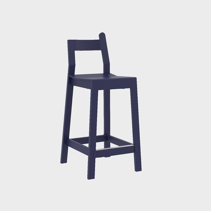 Rialto Barstool Stools - Office Furniture | Kinnarps