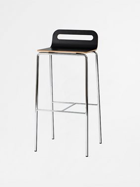 Afternoon barstool Stools - Office Furniture | Kinnarps