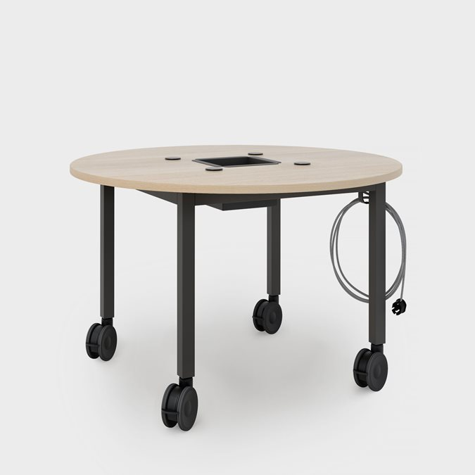 Vagabond project Meeting Tables - Office Furniture | Kinnarps
