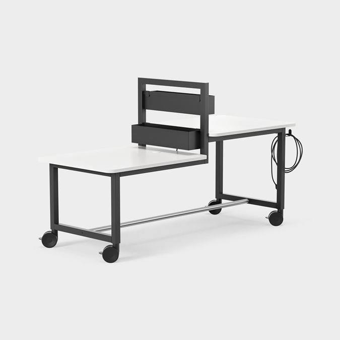 Vagabond duo Meeting Tables - Office Furniture | Kinnarps