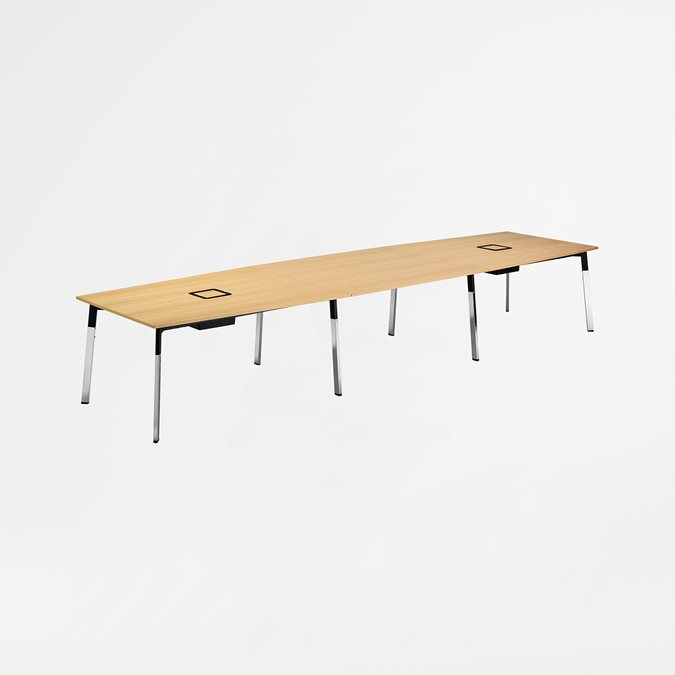Angle Meeting Tables - Office Furniture | Kinnarps
