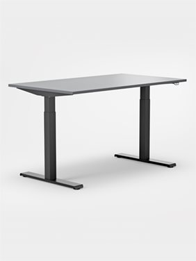 Series[P] Desks - Office Furniture | Kinnarps