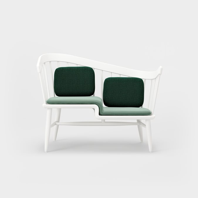 Du & Jag Soft Seating - Office Furniture | Kinnarps