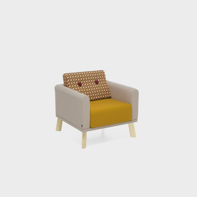 Couture Soft Seating - Office Furniture | Kinnarps