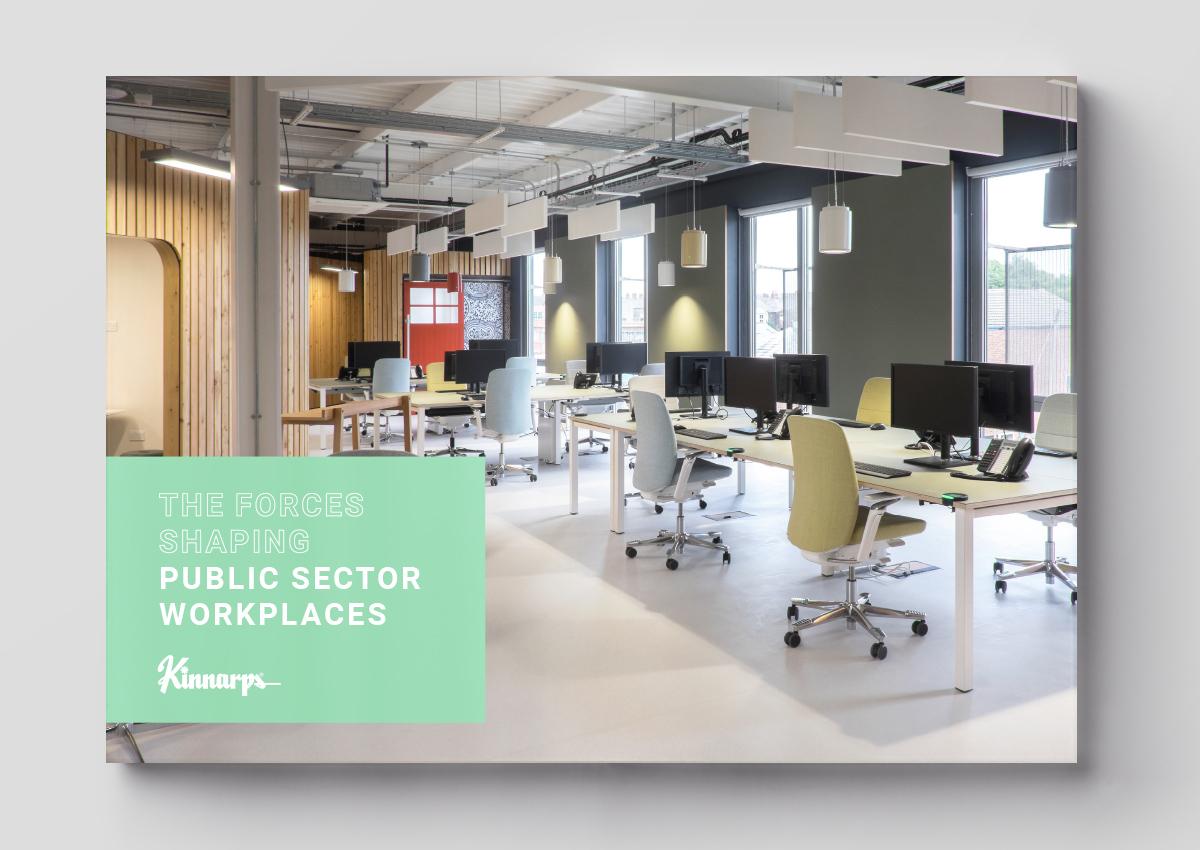 The Forces Shaping Public Sector Workplaces