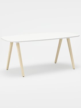 Oberon Desks - Office Furniture | Kinnarps